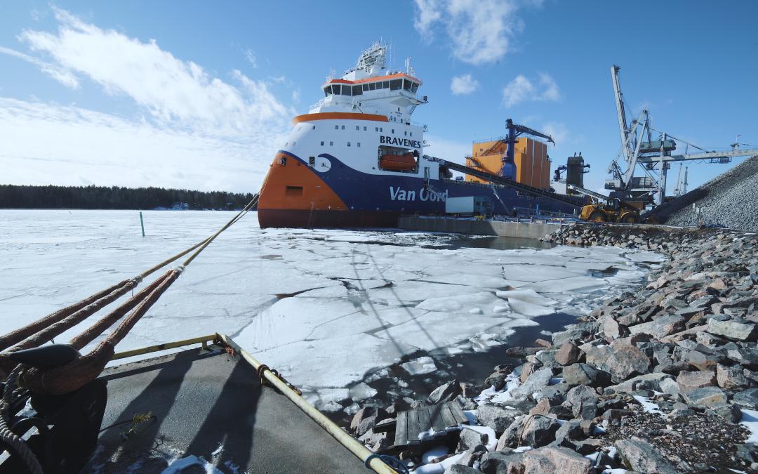 Van Oord – 150 years of Marine Ingenuity
